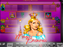 Автомат Magic Princess онлайн