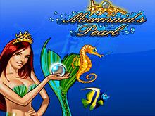 Автомат Mermaid's Pearl без регистрации онлайн